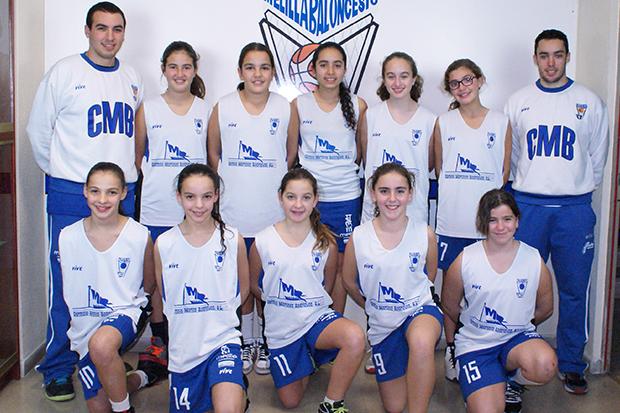 minibasket femenino A