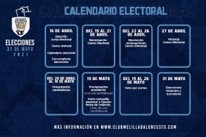CALENDARIO ELECTROAL